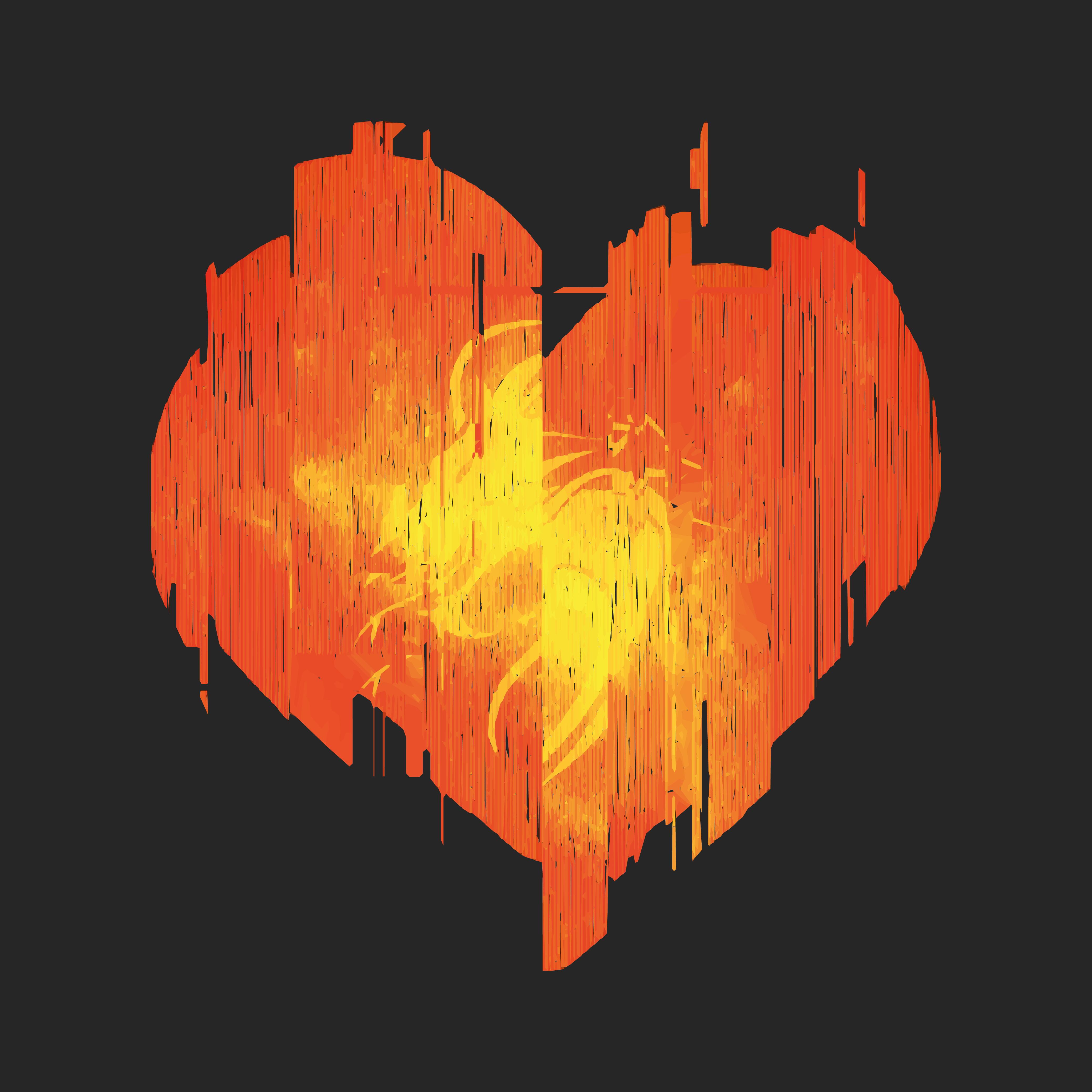 Logo OrangeHeart-Picures