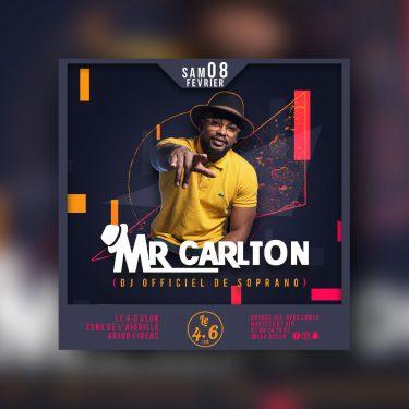 Mr Carlton – Le 4.6 Club