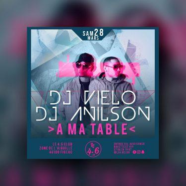 Vielo & Anilson – Le 4.6 Club